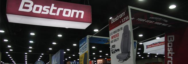 Picture of Bostrom booth