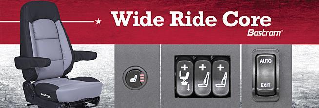 Bostrom Wide Ride™Core